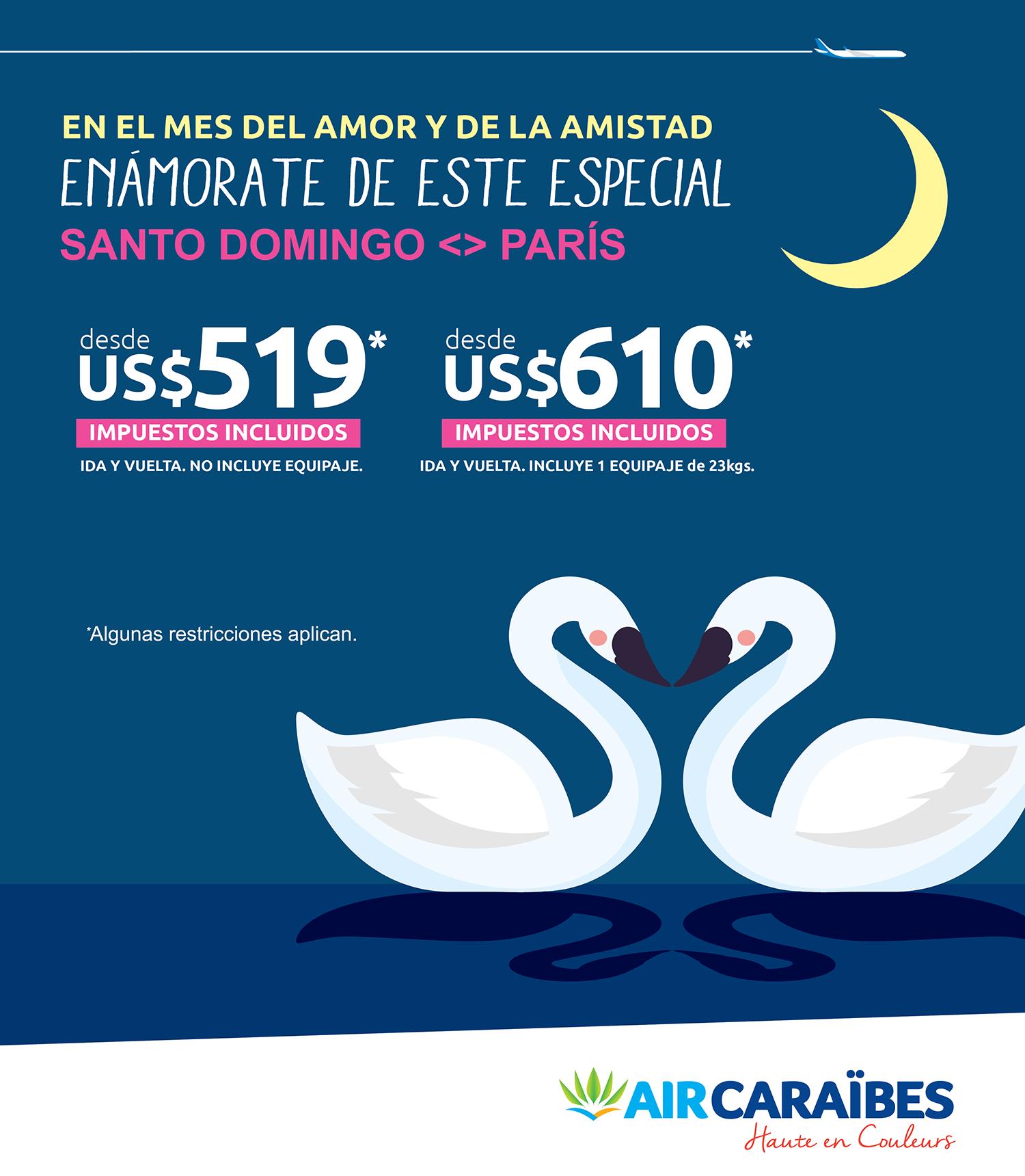 Promo Air Caraibes